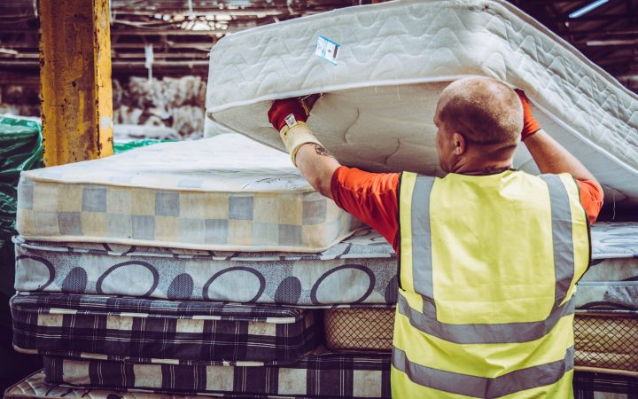 TFR Group partners with SUEZ to handle mattress recycling facility