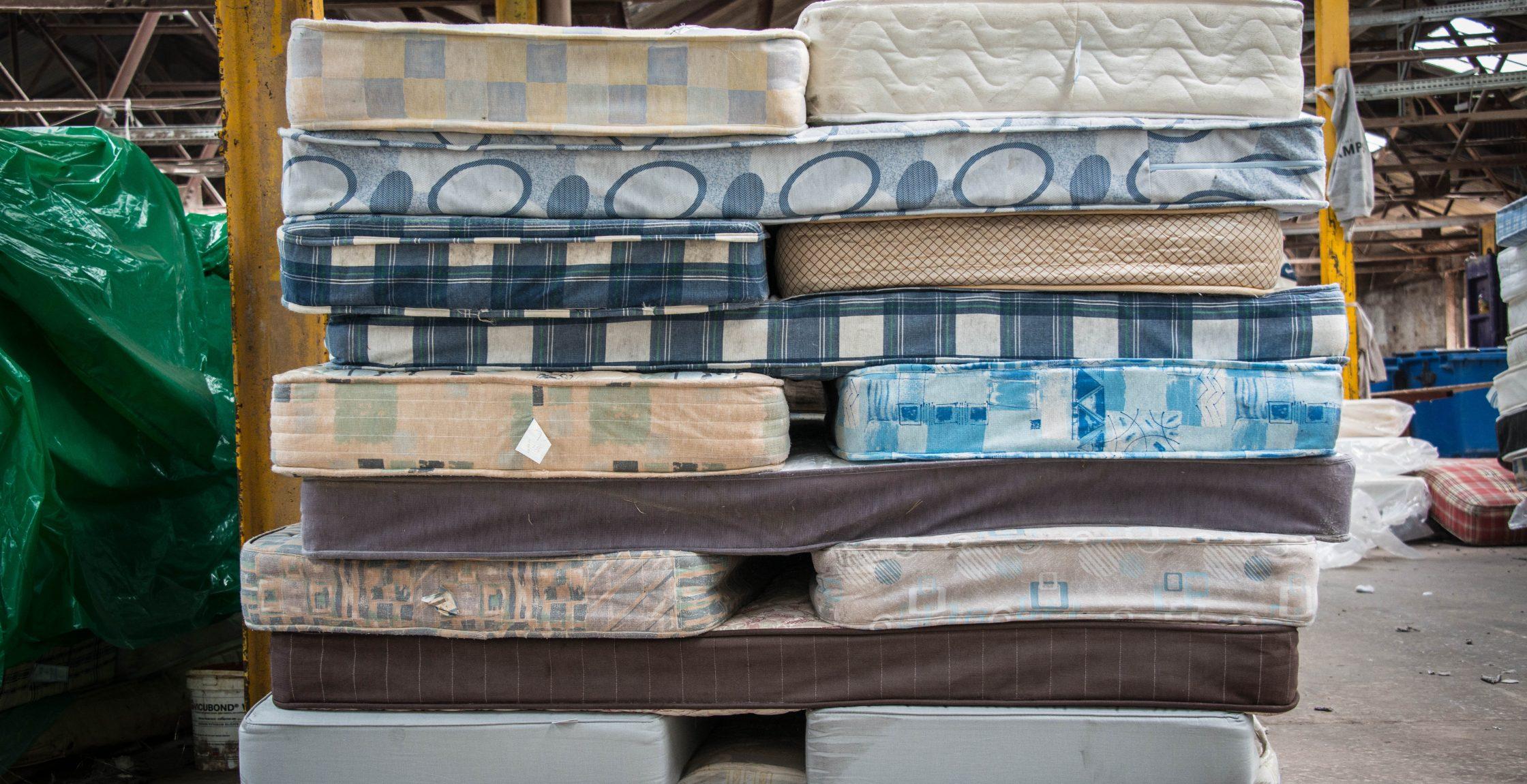 Future of mattress recycling